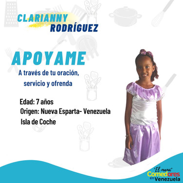 Clarianny Rodriguez