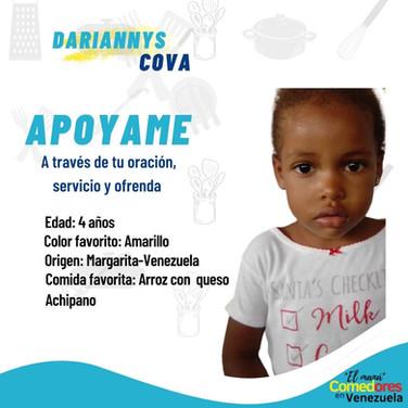 Dariannys Coya