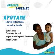 Greiver Gonzalez