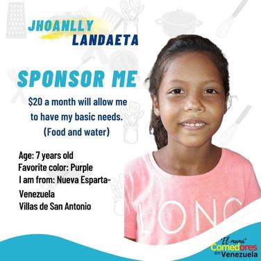Jhoanlly Landaeta