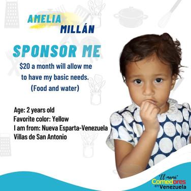 Amelia Millan