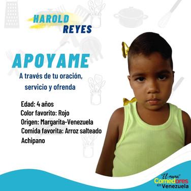 Harold Reyes