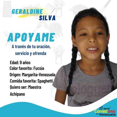 Geraldine Silva