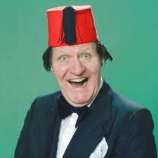Tommy Cooper theatre tour early 1983