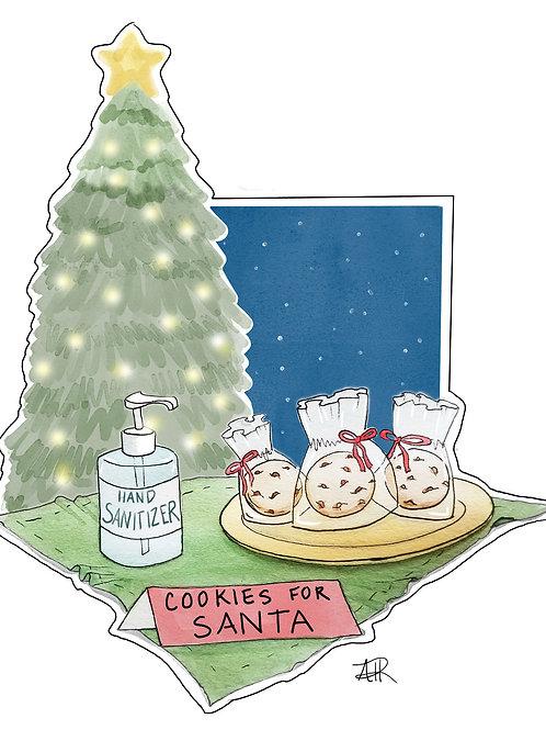 Cookies for Santa 2020