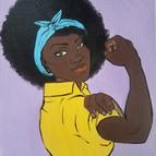 2020 Rosie the Riveter