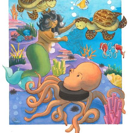 Mermaid Hero
