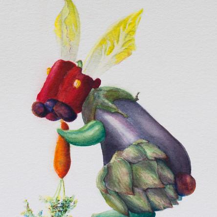 Veggie Bunny