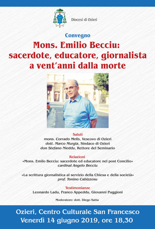 """""""Convegno Mons. Emilio Becciu"""""""