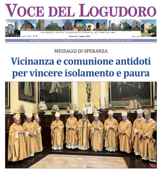 Voce del Logudoro - Settimanale n. 22 del 7 Giugno 2020