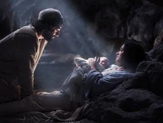 Messaggio Natalizio del Vescovo. Notte di Natale!