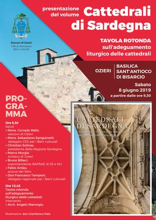 """""""Presentazione del volume Cattedrali di Sardegna"""""""