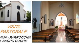 Visita Pastorale - Chilivani, Parrocchia del Sacro Cuore ( 25-31 Gennaio )