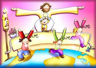 """""""Pasqua nella Comunione..."""""""