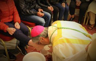 Foto della Messa in Coena Domini