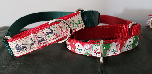 "Martingale Collars - Adjustable - 1"" Large"