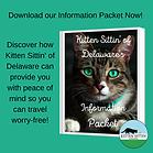 Wilmington, DE Cat Sitters - Information Packet