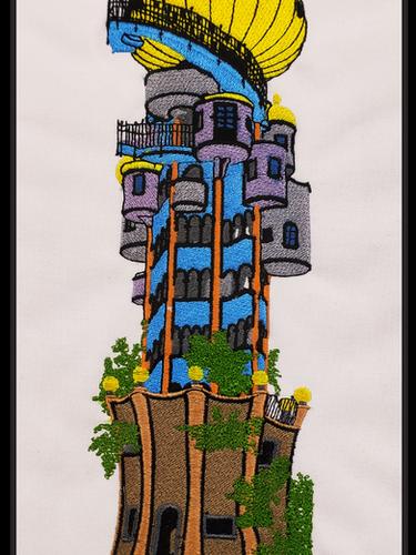 Regular Embroidery