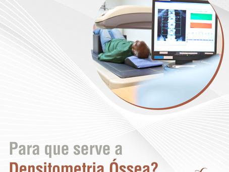 Para que serve a Densitometria Óssea?
