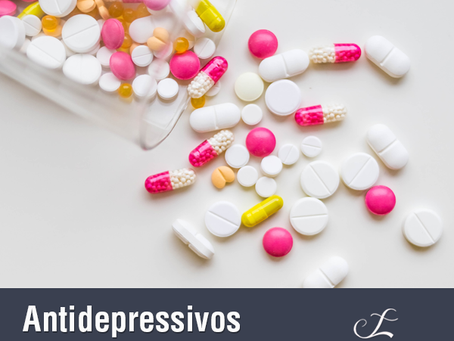 Antidepressivos e dor crônica