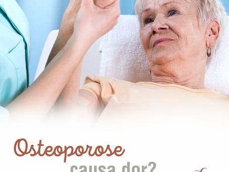 Osteoporose causa dor?