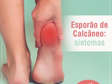 Esporão do Calcâneo: sintomas