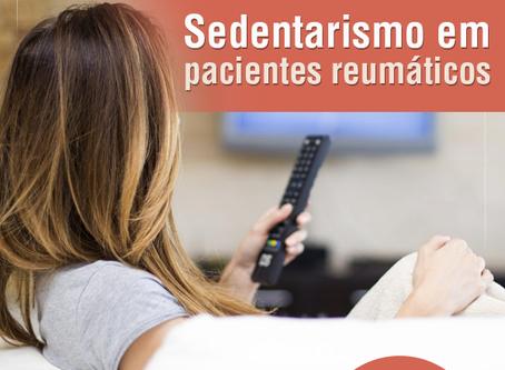 Sedentarismo em pacientes reumáticos