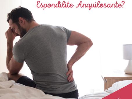 Dor nas costas pode ser Espondilite Anquilosante?