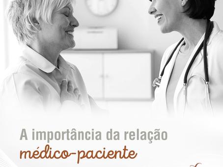 A importância da relação médico-paciente