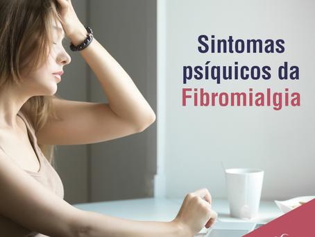 Sintomas psíquicos da Fibromialgia