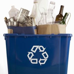 Recycling vs. Trash
