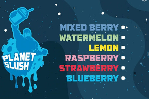 Planet Slush 50ml E-liquid