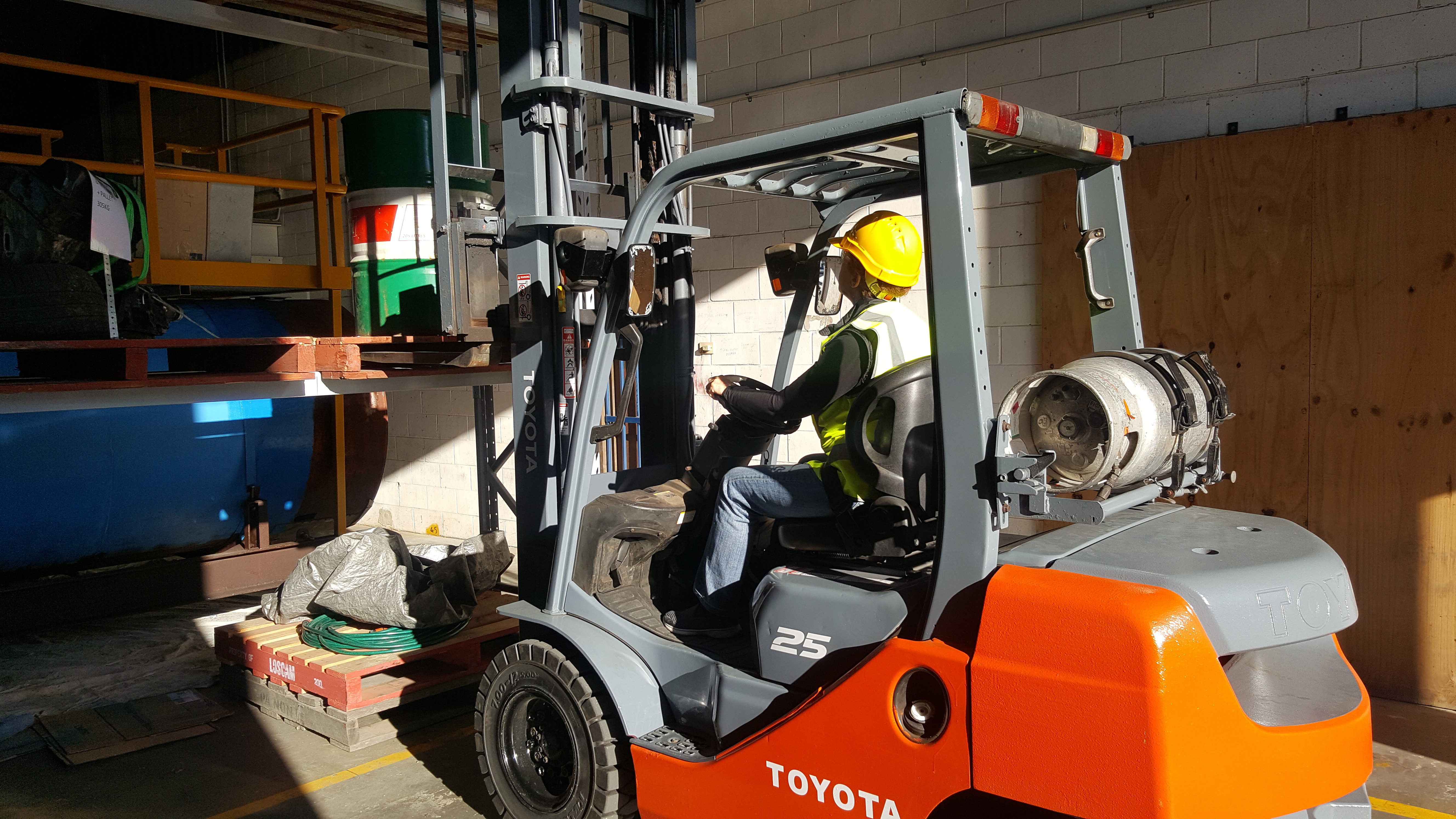 Forklift Training Course