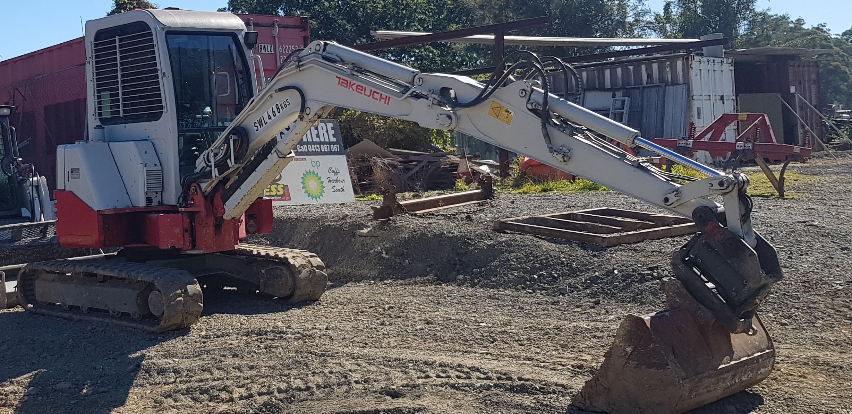 Excavator Operations