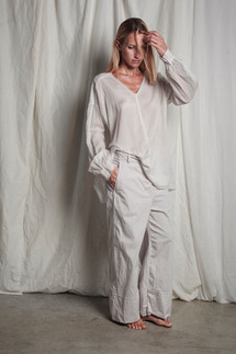 PE9125 - blouse  PE9121 - pants