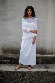 S1939 - pullover  S1956 - long dress