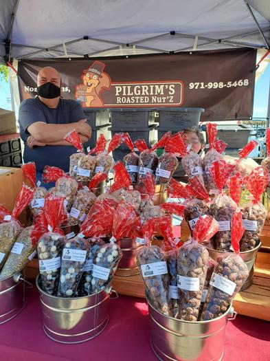 Pilgrim Roasted Nuts