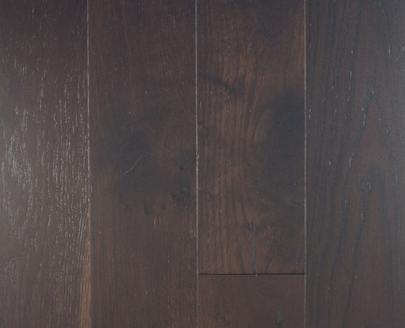 White Oak Black Oak Fumed Wirebrushed