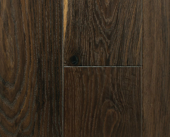 White Oak Old Oak Fumed Handscraped