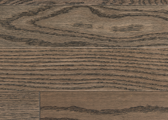 Red Oak Driftwood Wire Brushed