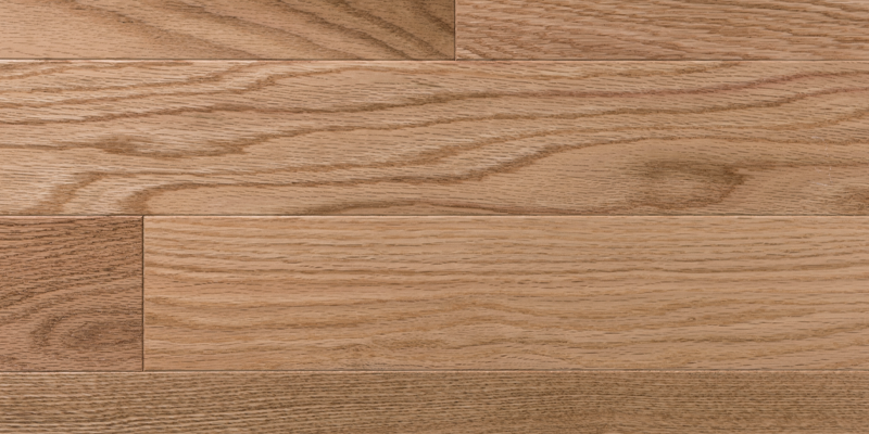 Superior Red Oak Natural Smooth