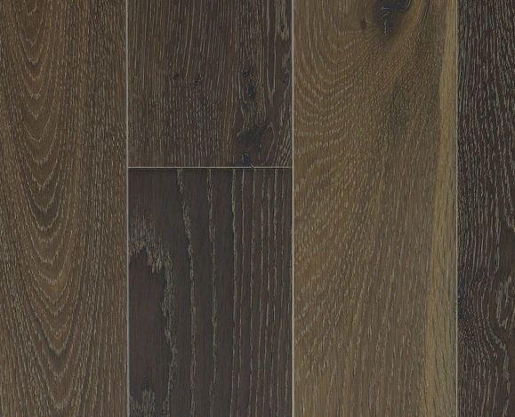 White Oak Spartacus Fumed Wirebrushed