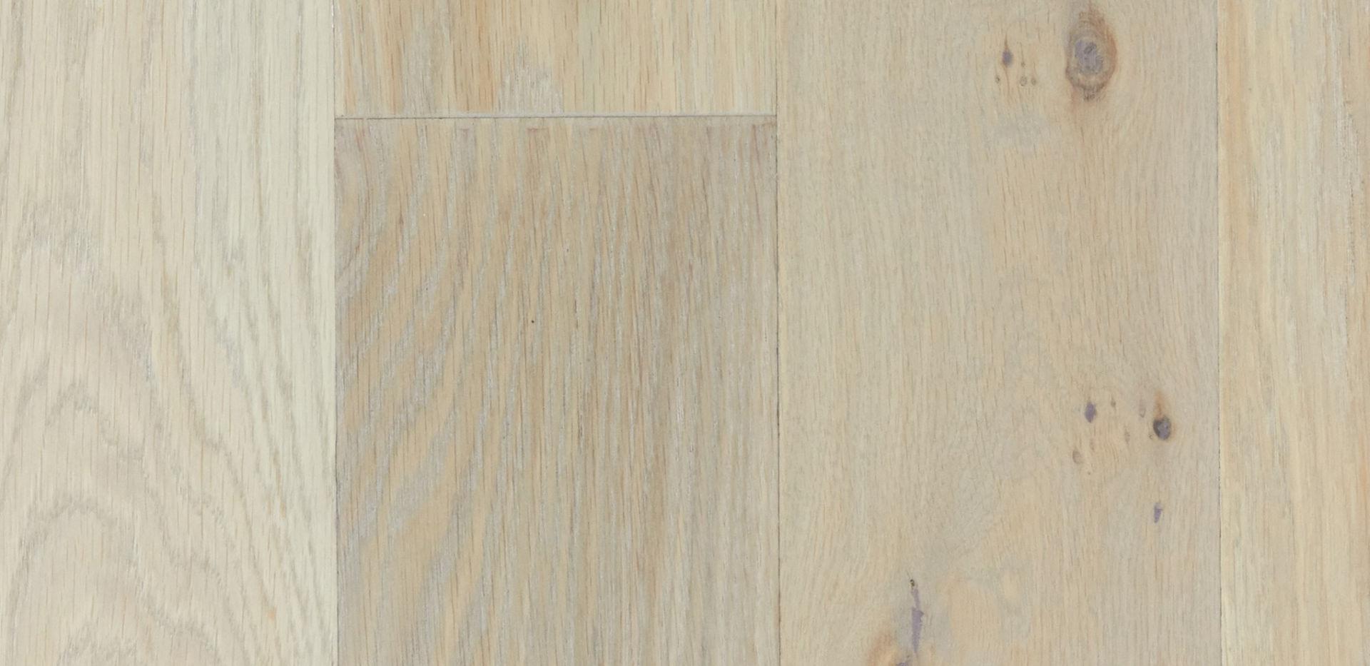 White Oak Nautilus Handscraped