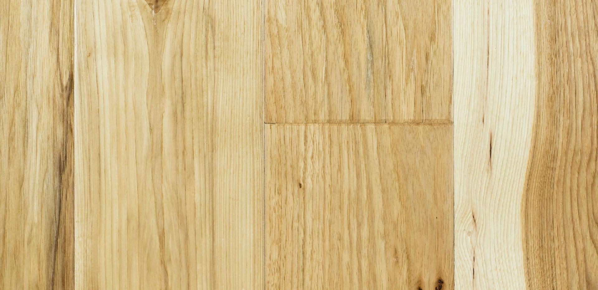 Hickory Natural Handscraped