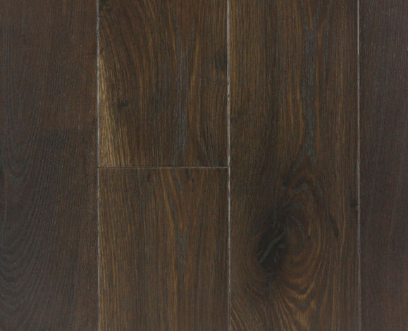 White Oak Black Oak Fumed Smooth
