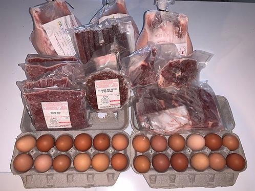 3 Chicken, Beef, & Egg Bundle