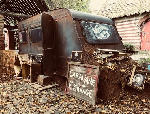La Caravane de l'Etrange