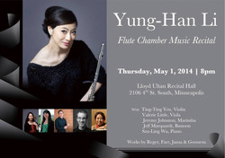 2014 Flute Chamber Music Recital