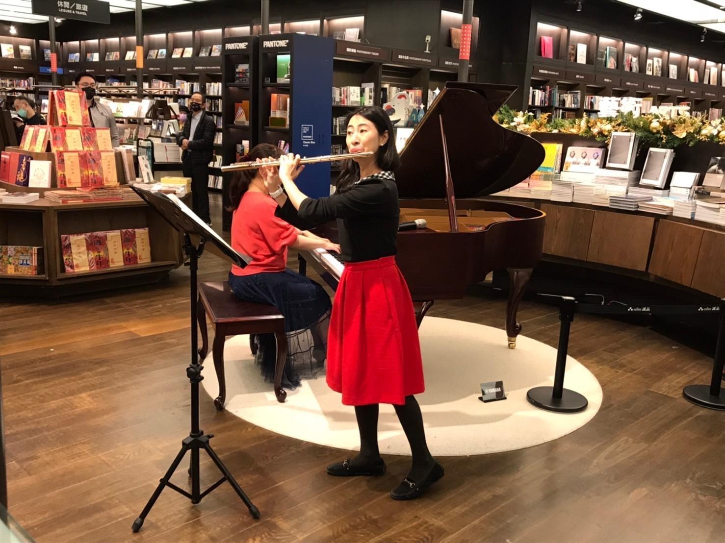 20201225 信義誠品琴藝空間