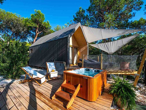 Adriatic_Suite_Lux_glamping_chalet_cabin
